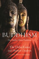 Book Buddhism: One Teacher, Many Traditions by Dalai Lama