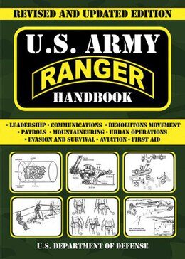 Book U.S. Army Ranger Handbook: Revised and Updated Edition by {Unknown} Army