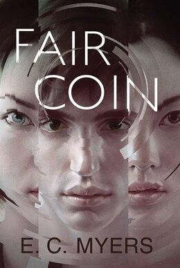 Book Fair Coin by E. C. Myers