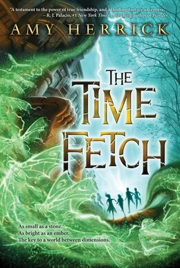 Book The Time Fetch by Amy Herrick