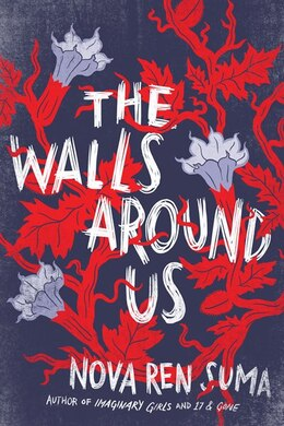 Book The Walls Around Us by Nova Ren Suma