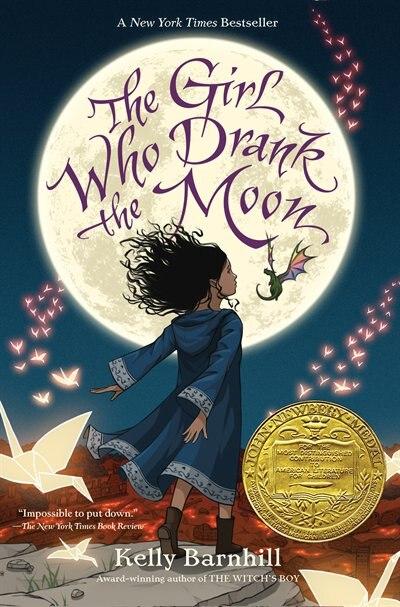 The Girl Who Drank The Moon (winner Of The 2017 Newbery Medal) de Kelly Barnhill