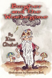 Book Burgher and the Woebegone by Kim Chatel