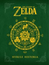 Book The Legend of Zelda: Hyrule Historia by Eiji Aonuma