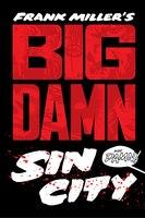 Book Big Damn Sin City by Frank Miller