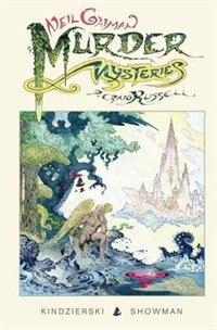Book Murder Mysteries (2nd Edition) by Neil Gaiman