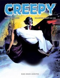 Creepy Archives Volume 24: Collecting Creepy 112-116