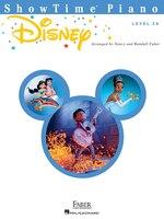 Showtime  Piano Disney: Level 2a