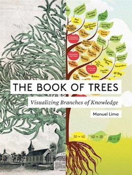 Book The Book of Trees: Visualizing Branches of Knowledge by Manuel Lima