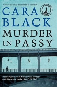 Murder In Passy: An Aimee Leduc Investigation by Cara Black