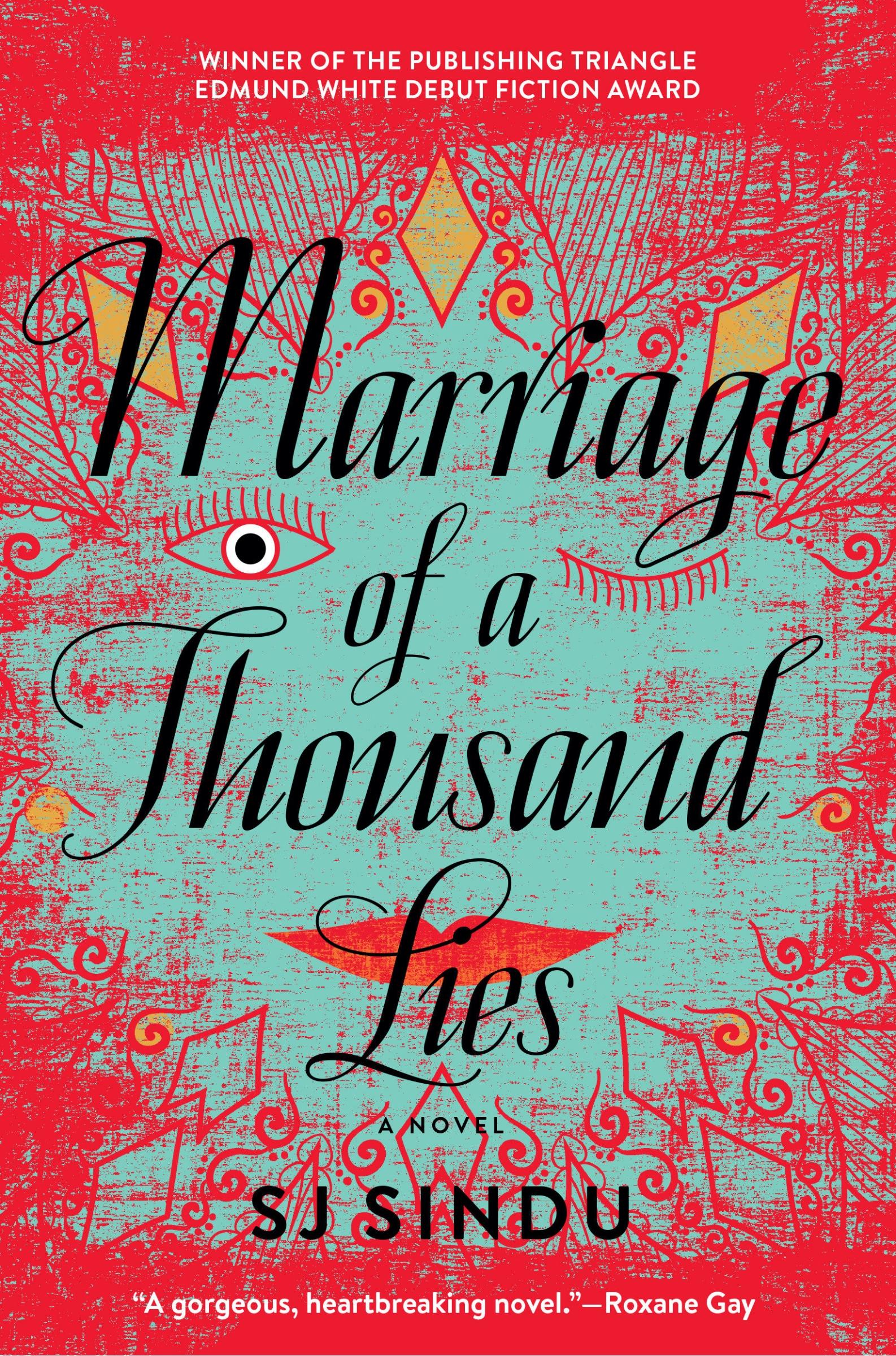 Book Marriage Of A Thousand Lies by Sj Sindu