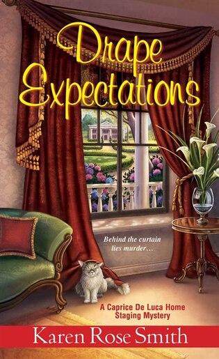 Drape Expectations by Karen Rose Smith