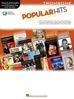 Popular Hits: Instrumental Play-along For Trombone