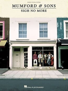 Book Mumford & Sons - Sigh No More by Mumford & Sons