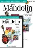 Play Mandolin Today! Beginner's Pack: Level 1 Book/CD/DVD Pack