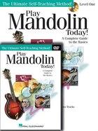 Play Mandolin Today! Beginner's Pack: Level 1 Book/CD/DVD Pack