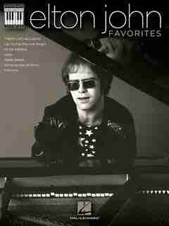 Elton John Favorites: Note-for-note Keyboard Transcriptions