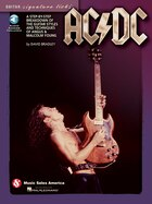 Ac/dc - Guitar Signature Licks: A Step-by-step Breakdown Of The Guitar Styles And Techniques Of…