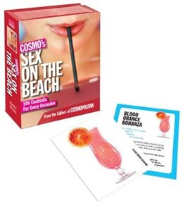 Book Cosmo's Sex On The Beach: 106 Cocktails For Every Occasion by Cosmopolitan