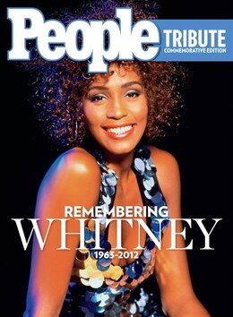 Book People Remembering Whitney Houston: A Tribute by Editors Of People Magazine