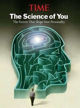 Book Time The Science Of You: The Factors That Shape Your Personality by Editors Of Time Magazine