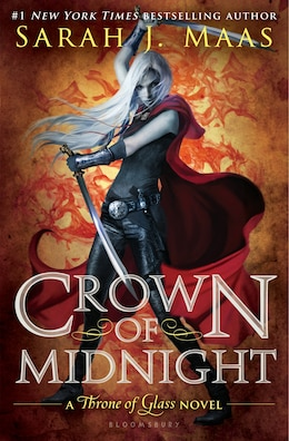 Book Crown Of Midnight by Sarah J. Maas