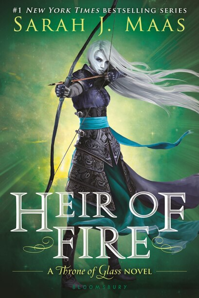 Heir Of Fire: A Throne Of Glass Novel by Sarah J. Maas