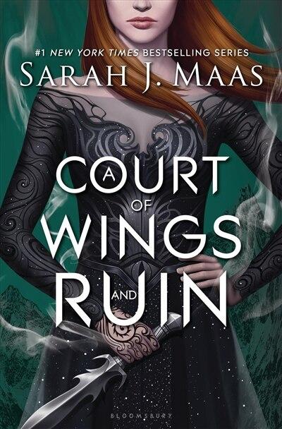 COURT OF WINGS & RUIN by Sarah J. Maas
