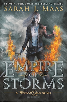 Book Empire of Storms by Sarah J. Maas
