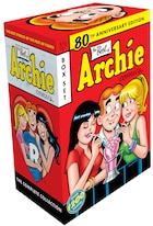 The Best Of Archie Comics 1-3 Boxed Set