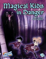 Penny Arcade Vol. 8: Magical Kids In Danger