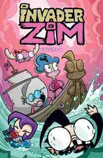Invader ZIM Vol. 4 by Jhonen Vasquez