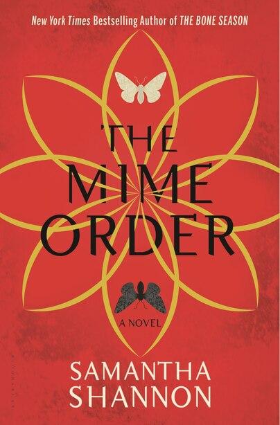 The Mime Order: The Bone Season by Samantha Shannon