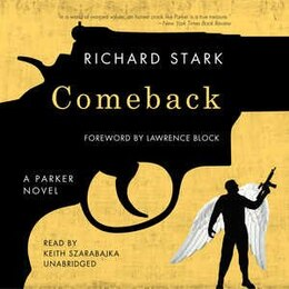 Book Comeback: A Parker Novel by Richard Stark