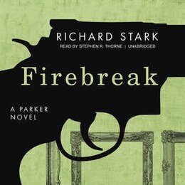 Book Firebreak by Richard Stark