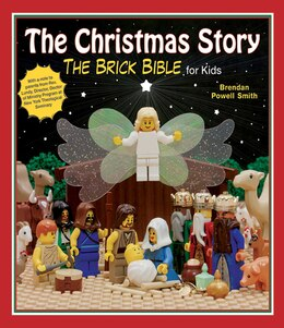 Book The Christmas Story: The Brick Bible for Kids by Brendan Powell Smith