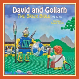 Book David and Goliath: The Brick Bible for Kids by Brendan Powell Smith