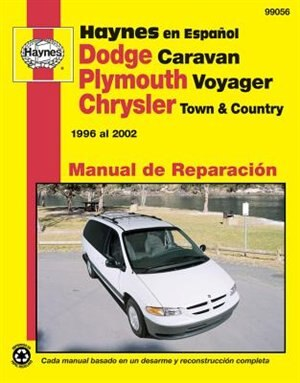 plymouth voyager y chrysler town country haynes manual. Black Bedroom Furniture Sets. Home Design Ideas