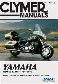 Yamaha Royal Star 1996-2013 by Editors Of Editors Of Haynes Manuals