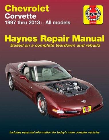 Chevrolet Corvette, '97-'13 by Haynes Publishing