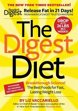 Book The Digest Diet: The Best Foods for Fast, Lasting Weight Loss by Liz Editors of Reader's Digest