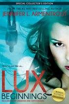 Lux: Beginnings (Obsidian & Onyx)