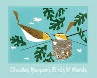 Charles Harper's Birds & Words: (charley Harper Art Book, Illustrated Bird Lover Gift)