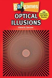 Go!Games Optical Illusions: 248 Entertain Your Brain Puzzles