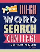 Go!games Mega Word Search Challenge