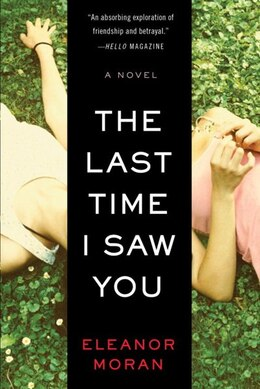 Book The Last Time I Saw You by Eleanor Moran