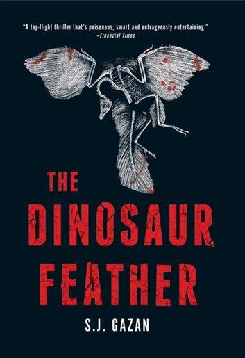 The Dinosaur Feather by S.j. Gazan