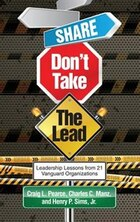 Share, Don't Take the Lead (Hc)