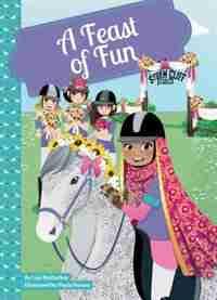 A Feast Of Fun by Lisa Mullarkey