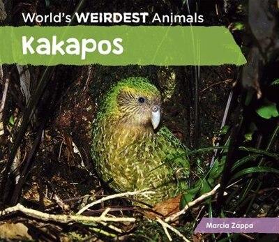 Kakapos by Marcia Zappa